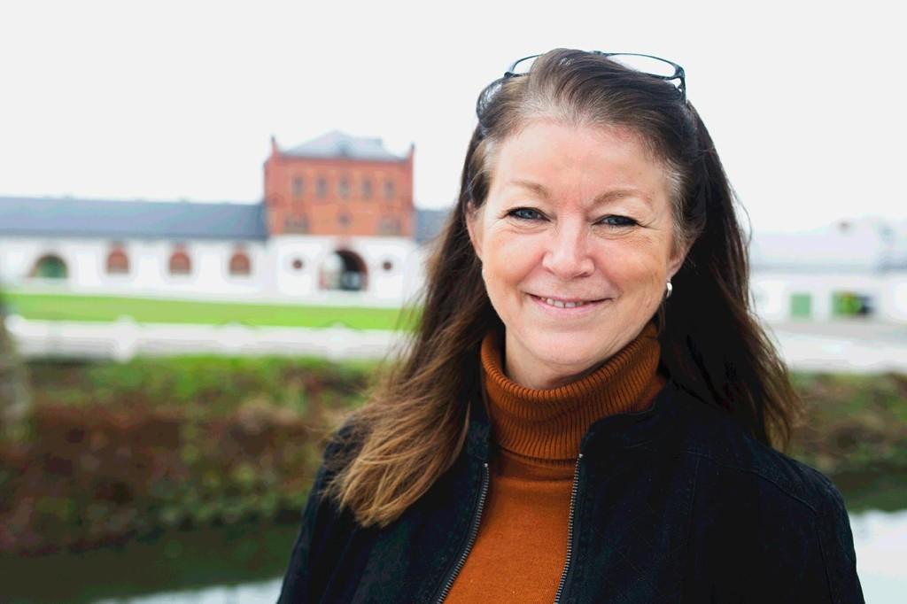 Lena Tjellander Rektor